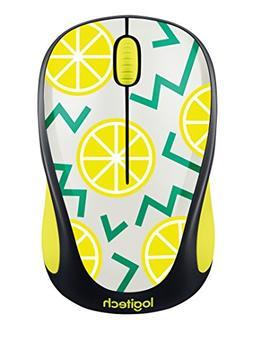 Logitech M238 Mouse, Wireless Lemon, 910-004713