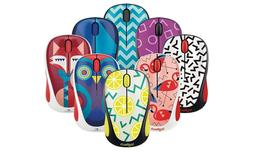 m317 wireless optical mouse many new colors