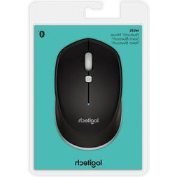 Logitech M535 Compact Bluetooth Wireless Mouse Black