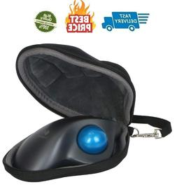 Logitech M570 Wireless Trackball Case Mouse For PC & Mac Erg