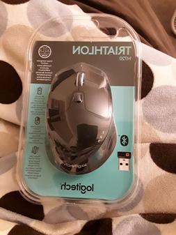 Logitech M720 Triathlon Multi Device Wireless Mouse 910-0047