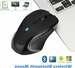 mice mouse bluetooth wireless optical 2400 dpi