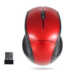 Cywulin 2000 DPI 2.4GHz Mice Optical Mouse Cordless USB Rece