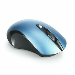 Mini 2.4GHz Bluetooth Wireless Mouse 1600DPI Mice for Comput
