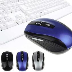 Mini Photoelectricity USB Wireless Mouse Optical Cordless Mi