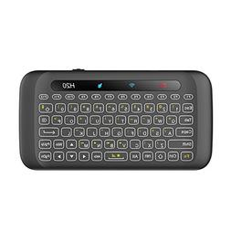 Eoncore Mini 2.4G Wireless Backlight Touchpad Keyboard with