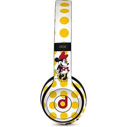 Minnie Mouse Beats Solo 2 Wireless Skin - Minnie Mouse Yello