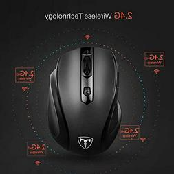 VicTsing MM057 2.4G Wireless Mouse Portable Mobile Optical M