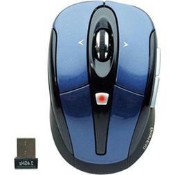 Gear Head MPT3100BLU Wireless Optical Mouse. WIRELESS OPT TI