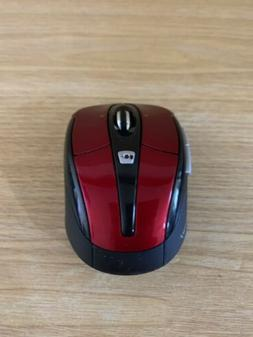 MPT3200RED Mouse - Optical Wireless - Red
