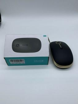 Jelly Comb MS001 2.4G Wireless Mouse with Nano Receiver Blac
