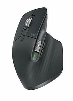 Logitech - MX Master 3 Wireless Laser Mouse - Black
