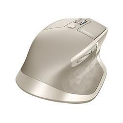Logitech MX Master Wireless Mouse - High-precision Sensor, S