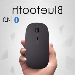 New Bluetooth 4.0 Wireless <font><b>Mouse</b></font> Mini Re