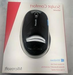 New Sealed Genuine Microsoft Bluetooth Sculpt Comfort Mouse