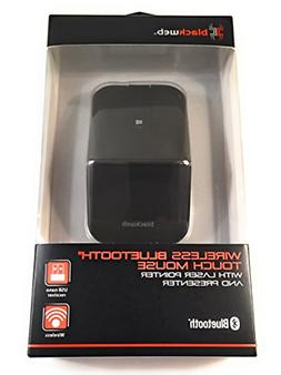 Blackweb New Wireless Bluetooth Mouse Laser Pointer Ultra Sl