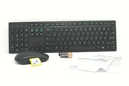 8d6690e509b NEW DELL Wireless Keyboard & Mouse Combo Black KM636-BK-US