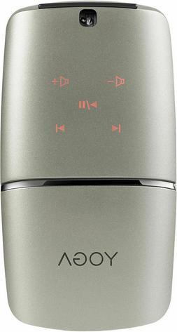 NEW Lenovo - YOGA Wireless Optical Mouse - Silver