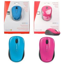 Microsoft Wireless Mobile 3500 Mouse Cordless USB Receiver M