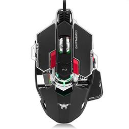 optical usb wired gaming mouse