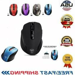 optical wireless mouse mice with nano receiver