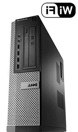Dell Optiplex 990 SFF Flagship Premium Business Desktop Comp