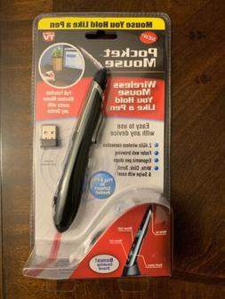 61ff9bf3c70 Editorial Pick Pocket Mouse Pen As Seen On TV Genuine USB Wireless Optical