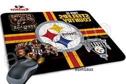 Pittsburgh Steelers Mouse Pad Pittsburgh Steelers Mousepad,