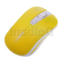 Q5-Y New Wireless Mouse Wireless Yellow Business Productivit