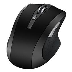 Silent Rechargeable Wireless Mouse - Tsmine Noiseless Mute M