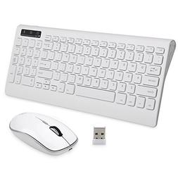 Soundance Wireless Keyboard Mouse Combo: 2.4G Portable Full