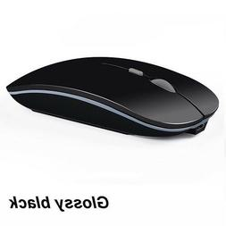 Rechargeable Generic Wireless Mouse dpi 1600, On/Off Switch,