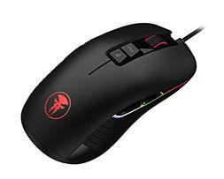 RGB Gaming Mouse,Senders USB Wired Precision Optical Gaming