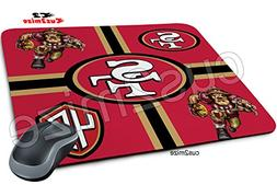 San Francisco 49ers Mouse Pad San Francisco 49ers Mousepad,