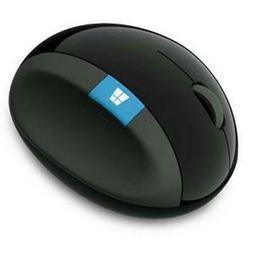 Microsoft Sculpt Ergonomic Mouse, Black