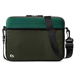 10 - 11 inch Slim Neoprene Messenger Laptop & Tablet Bag, Wa