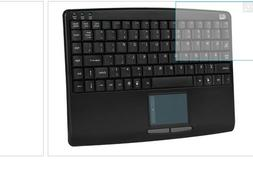 ADESSO SLIMTOUCH MINI KEYBOARD WITH BUILT-IN TOUCHPAD
