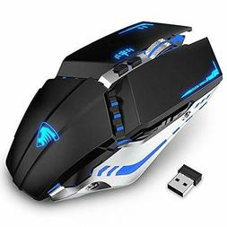 TENMOST12 Wireless Bluetooth Gaming Mouse Laptop Notebook PC