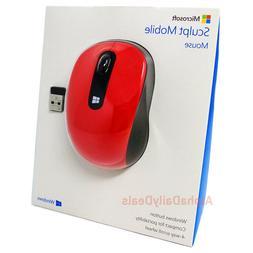 Tch-43u-00017 Microsoft Sculpt Mobile Mouse - Mouse