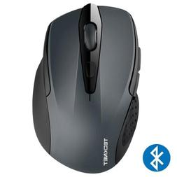 TeckNet 2400DPI Bluetooth Wireless Mouse, 18 Month Battery L