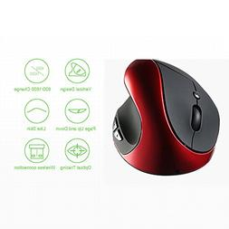 Tobable The third generation Wireless Vertical Ergonomic Opt