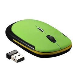 Ultra-Slim Mini USB <font><b>Wireless</b></font> Optical Whe