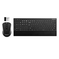 ultra thin wireless keyboard mouse