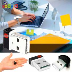 Unifying Receiver 1 to 6 Devices USB Wireless Keyboard Mouse