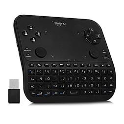 Uniplay Wireless Mini Keyboard Six-in-One Game Controller w