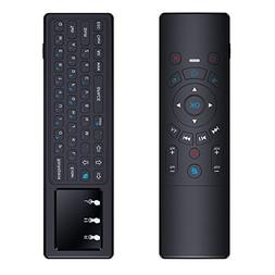 ACEMAX Updated Air Mouse 2.4G Wireless Mini Keyboard Touch P