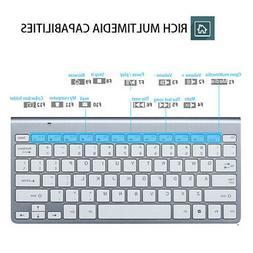 US 2019 Best selling mini wireless keyboard and mouse set wa
