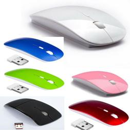US STOCK Bluetooth/USB Wireless Mouse Portable for Tablet La