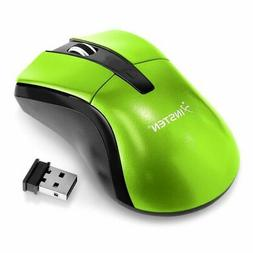 dec5c78f61a Editorial Pick Insten 2.4G USB Portable Wireless Cordless 4 Keys Optical Ga
