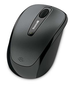 Usb Wireless Mouse, Loch Ness Gray Microsoft Small Optical C